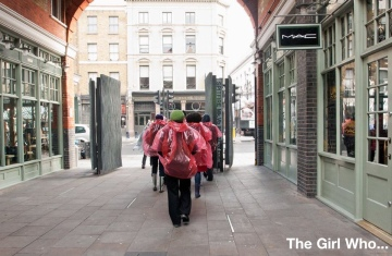 Site Specific - streets of east London