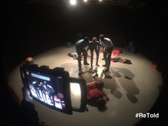 #ReTold - live and Online