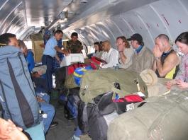 Daryl in BB- Nicaragua 010305 Below La Pluma 009
