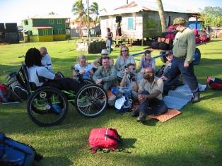 Daryl in BB- Nicaragua 010305 Below La Pluma 039