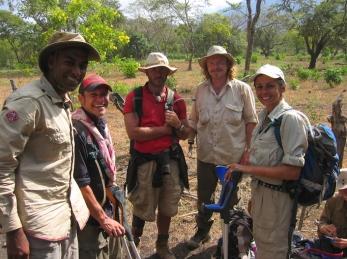 Daryl in BB- Nicaragua 010305 Below La Pluma 180