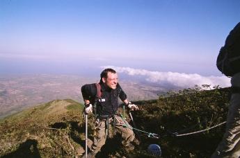 Daryl on Volcano14