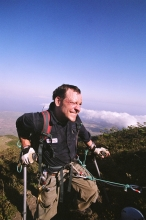 Daryl on Volcano18